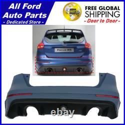 Replacement Focus Rs 15-18 Rear Bumper Conversion Kit St Se Hatchback Assembled