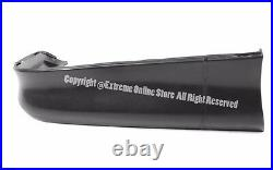 S Style Full Front & Rear Lower Bumper Lip Side Skirts For 03-04 Toyota Corolla