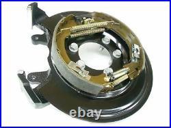 TeraFlex Rear Disc Brake Conversion Kit with Rotors For 91-06 Jeep TJ LJ YJ XJ