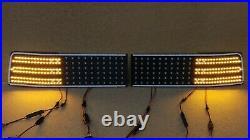 Toyota Supra MK3 HELLCAT V2 LED Lanterns Conversion Kit (restyle 89+)