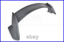 Type R Style Rear Trunk Lid Wing Spoiler Body Kit For 16-Up Honda Civic Coupe