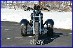 USA Frankenstein Trikes Trike Axle Conversion Kit Rear End Swing Arm Harley Dyna