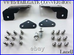 VW T5 And 5.1 Tailgate Conversion Kit & GAS STRUTS Volkswagen